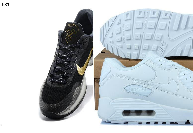 chaussure nike grise homme