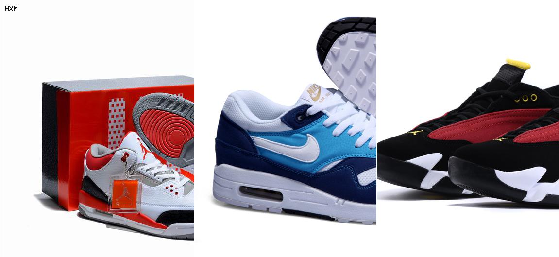 chaussure nike nouvelle collection homme