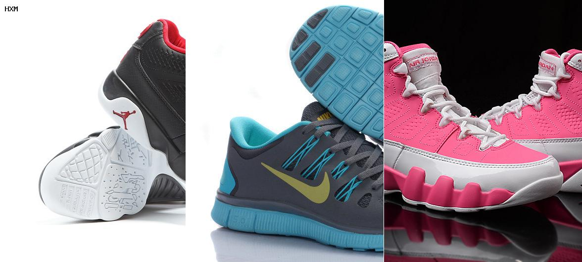 grille des tailles chaussures nike